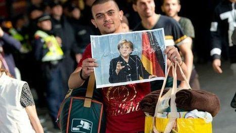 Cómo se beneficiará Alemania al recibir a 800.000 inmigrantes | Ni banderas, ni fronteras | Scoop.it