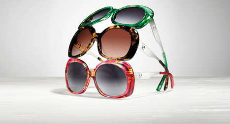 Pierre Cardin, des lunettes de visionnaire - L'officiel de la Mode   Ol'Optic - Revue de presse de l'optique   Scoop.it