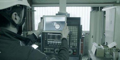 Spie Sud-Ouest teste le tag 3D de Ubleam pour la maintenance des trains | Midi-Pyrénées en action pour l'emploi | Scoop.it