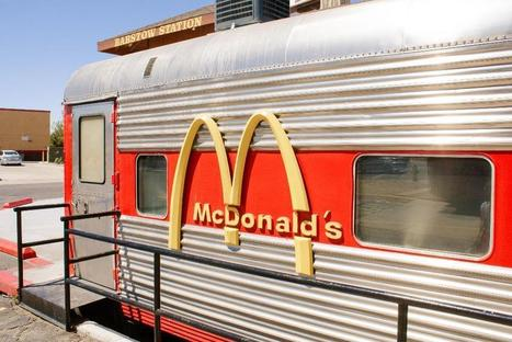 The Craziest McDonald's Locations Around the Globe | MarketingHits | Scoop.it