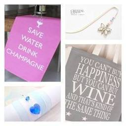 Swarovski Wine Glass Charms - Buy Wine Glass Charms online in the UK & grab yourself some sparkle! | onlineclothingshopping | Scoop.it