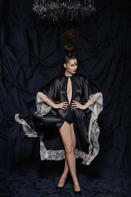 Amoralle lingerie: bringing culture & fashion together in the boudoir   haridy   Scoop.it