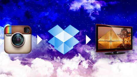 Build an Instagram-Powered Wallpaper Rotator with Dropbox and IFTTT | Paul of All Trades | Scoop.it