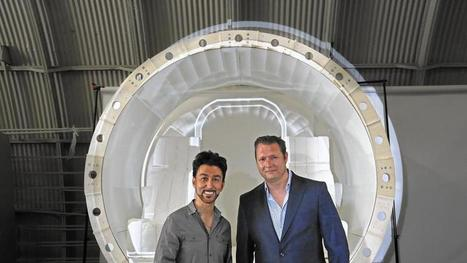 How two L.A. start-ups are racing to develop transportation more amazing than self-driving cars | Sustainability Science | Scoop.it