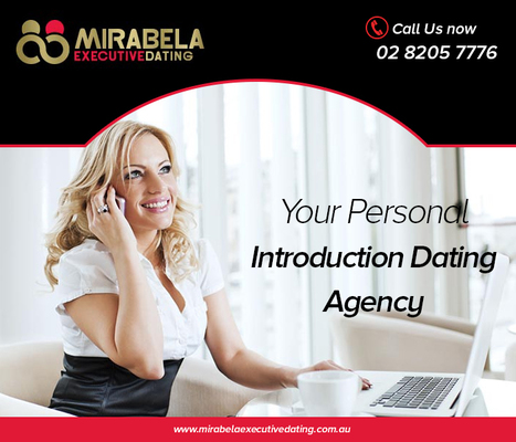 At Mirabela Executive Dating, we strive to create a comfortable dating environment | Dating | Scoop.it