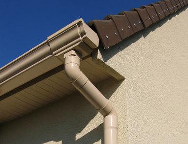 La gouttière PVC, l'allié inattendu de votre isolation - Couverture facile   Couverture Facile   Scoop.it