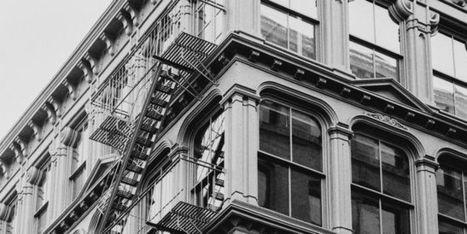 Un immeuble-œuvre d'art new-yorkais figé dans les années 1970 | art move | Scoop.it