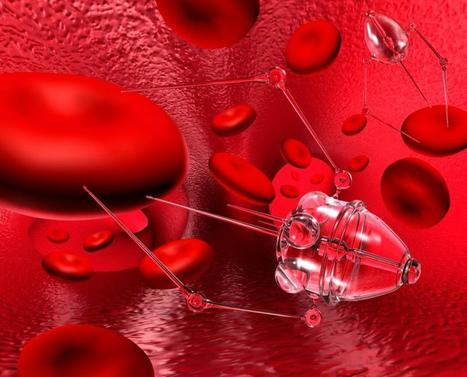 Nanorobots in the Bloodstream Could Cure Cancer | Las aportaciones de la nanotecnología a la lucha contra el cáncer (The contributions of the nanotechnology to the fight against the cancer) | Scoop.it