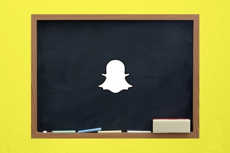 Snapchat Is Great For Business [Infographic] | Curation, Social Business and Beyond | Scoop.it