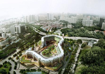 India Art n Design Global Hop : Retirement Housing: Adopting a healthier lifestyle! | India Art n Design - Architecture | Scoop.it