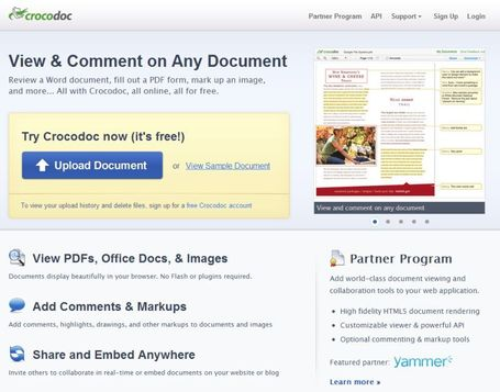 Crocdoc – Collaborative Document Editing | Mark Brumley | Educatief Internet | Scoop.it