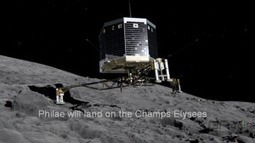 Philae will land on the Champs Elysees | Web News Technology | Scoop.it