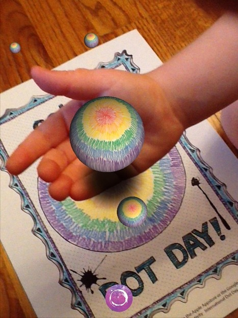 Celebrating Dot Day | Ed Blogs to Watch | Scoop.it