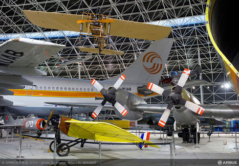 A new museum for aviation enthusiasts: The Aeroscopia - FTNnews.com | Congress Toulouse | Scoop.it