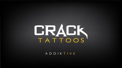 Crack | Brands of the World™ | Download vector logos and logotypes | The Crack | Scoop.it
