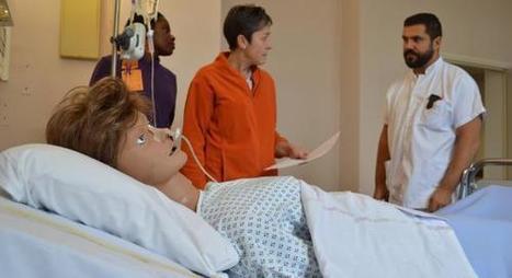 Lens: L'hôpital teste le personnel de santé avec son «serious game» | SeriousGame.be | Scoop.it