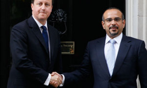 m.guardian.co.uk : Cameron meets w/ Bahraini Crown Prince | Human Rights and the Will to be free | Scoop.it