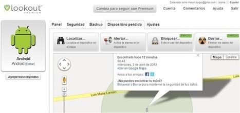 ¿Cómo localizar tu Smartphone en caso de pérdida o robo?   Boletín Área de Soporte   Scoop.it