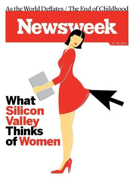 What Silicon Valley Thinks of Women | A Voice of Our Own | Scoop.it