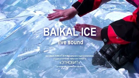 Des percussionnistes s'amusent sur la glace | BRAIN SHOPPING • CULTURE, CINÉMA, PUB, WEB, ART, BUZZ, INSOLITE, GEEK • | Scoop.it