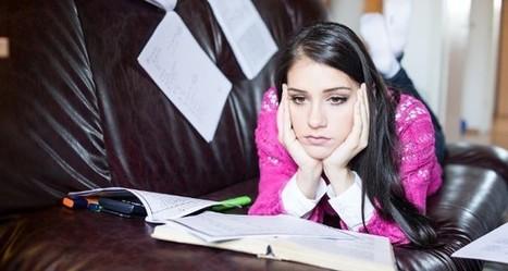 Cómo ayudar a tu hijo adolescente si está bajando su rendimiento escolar | Recull diari | Scoop.it