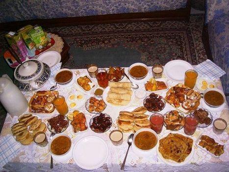 Recettes de desserts pour Ramadan: dattes, chebbakiya, samsa | Cuisine & Déco de Melodie68 | Scoop.it