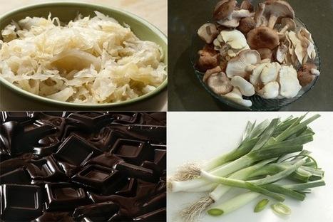 7 Surprisingly Healthy Foods | Social Media, the 21st Century Digital Tool Kit | Scoop.it