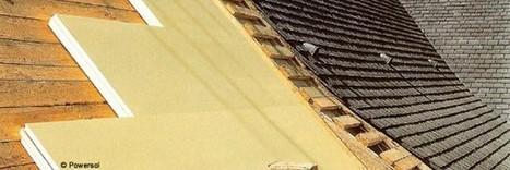 L'isolation des murs extérieurs et de la toiture, obligatoire dès 2017 | Conseil construction de maison | Scoop.it