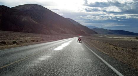 Cycling and Bike Touring | The Recumbent Gourmet | Bici reclinada - Recumbent bike - Vélo couché | Scoop.it