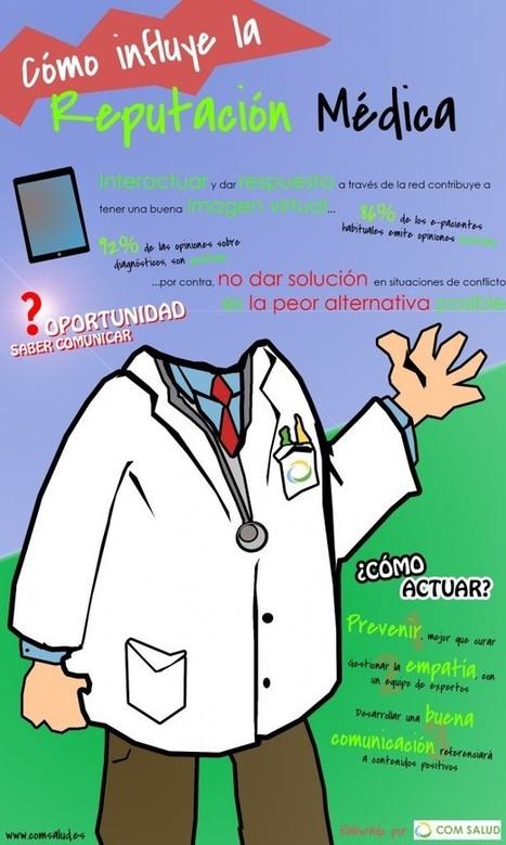 Claves de la reputación médica a traves de la comunicacion | LA COMUNICACION EN NUESTRO MUNDO | Scoop.it