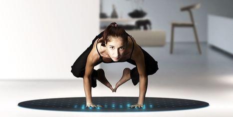 Tera, le tapis de yoga et fitness connecté - Web des Objets | Quantified Self | Scoop.it