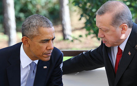 Obama, Erdogan Discuss Need for Close Cooperation to Counter Daesh   Information wars   Scoop.it