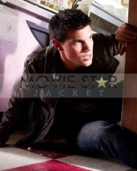 Abduction Taylor Lautner Brown Leather Jacket | moviestarjacket | Scoop.it