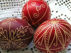 Zinta Aistars: On a Writer's Journey: The Latvian Easter Egg | Latvian cuisine | Scoop.it