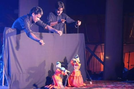 How These College Students Are Reviving The Ancient Art Of Puppetry - The Better India | This Gives Me Hope | Scoop.it