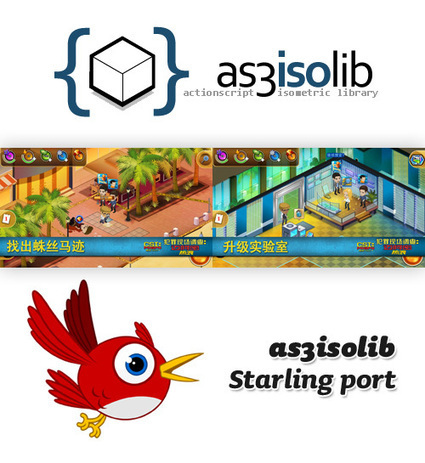 Flash Daily: as3isolib Starling port as3isolib is an... | Everything about Flash | Scoop.it