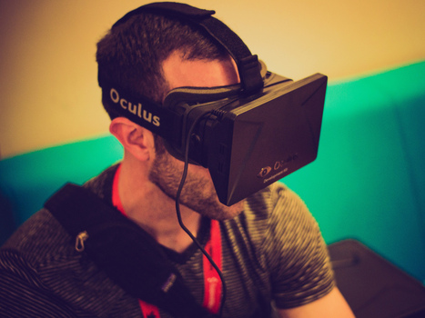 Goggles Bring Virtual Reality Closer To Your Living Room - NPR (blog) | Development in Gaming | Scoop.it
