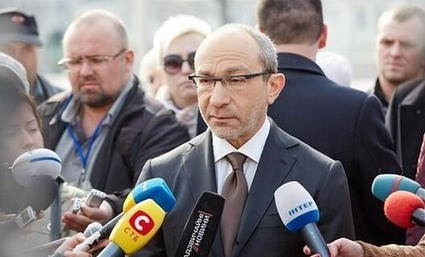 Jewish mayor of eastern Ukrainian city Kharkiv shot, fighting for life   Law and Religion   Scoop.it