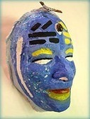 ArtManna.com: Masks Art Therapy | Asheville Jungian Centerpoint | Scoop.it