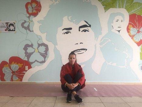 Dos vigueses, con su arte en Nueva York   Novas de Artes e Oficios   Scoop.it