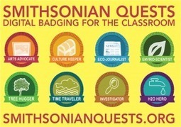 Smithsonian Quests | Digital Badges | Scoop.it