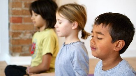 The Reasons Why We Should Bring Meditation into Schools | wellness | Scoop.it