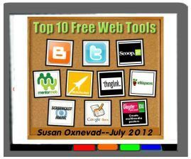 Top 10 Tech Tools: An Interactive Graphic | TEFL & Ed Tech | Scoop.it