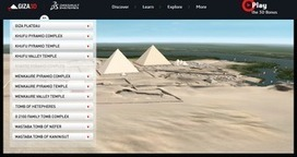 Visita al antiguo Egipto en 3D | Recull diari | Scoop.it