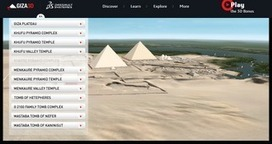 Visita al antiguo Egipto en 3D | Aprendizajes 2.0 | Scoop.it