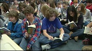 Cool in School: Hudson students tackle bullying with a community book read | kare11.com | Bullying | Scoop.it