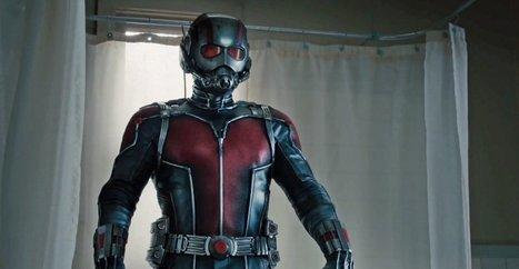 Get an Exclusive Sneak Peek at Marvel's Ant-Man at Disney California Adventure®! | Travel & Hospitality | Scoop.it