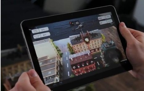 Metaio To Introduce Augmented City Platform at MWC 2012 | CNXSoft – Embedded Software Development | Embedded Systems News | Scoop.it