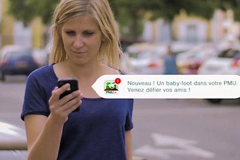 """Le PMU fait du """"mobile-to-store"""" sur 200 points de vente avec du iBeacon     Crosscanal   Scoop.it"""