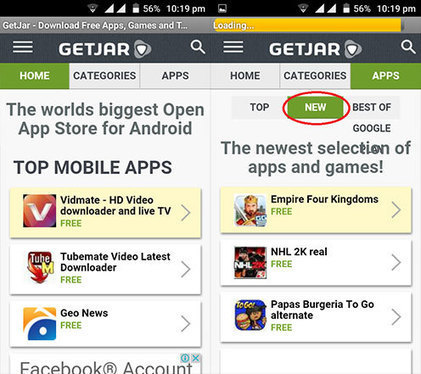 5 Best Places To Find New Android Apps | GUI Tricks - In Touch With Tomorrow! | Posts | Scoop.it